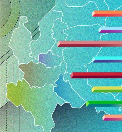 Thumb Booklet Economia: il quadro della Lombardia con il confronto europeo e i focus sui territori